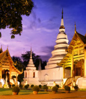 Buddhist Temples, Shrines & Monuments